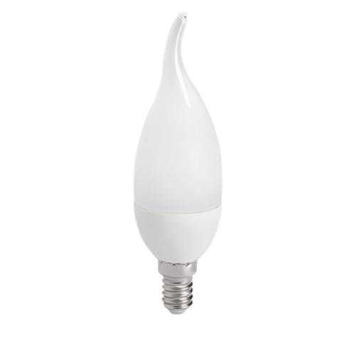 IDO Ampoule led smd E14 360° coupe flamme BLANC NEUTRE E14 NW 6.5W reference 23491