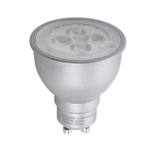 DESTOCKAGE Ampoule LED GU10 blanc chaud Dimmable 2700K 5.3W = 50W PARATHOM OSRAM 827 36°