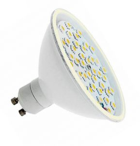 Ampoule led smd Gu10 MR30 blanc chaud 3000K dimmable