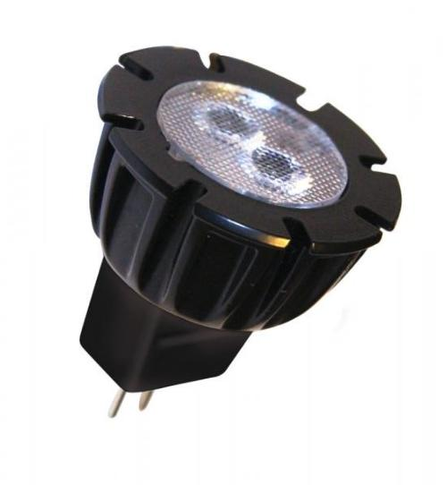 Ampoule LED GU5.3 MR11 3W = 190Lm Blanc Chaud 120° 12V Garden lights