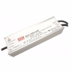 Alimentation spéciale Led de 150W Etanche IP65 HLG-150H-24B Mean Well