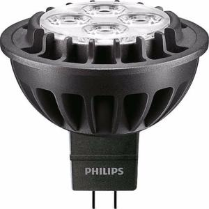 Ampoule Philips GU5.3 Dimmable LEDspotLV D 7=35W 840 MR16 36D MASTER réf 48943700