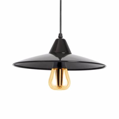 DESTOCKAGE Luminaire suspension NOIR design avec ampoule LED à filament JOVIT ref 24251 par Kanlux