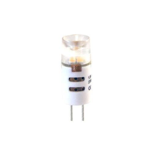 Ampoule LED GU4 MR16 1,5W = 100Lm Blanc Froid 120° 12V Garden lights
