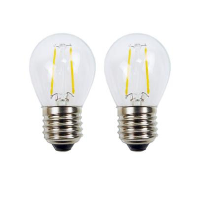 Ampoules LED E27 220V 1W à Filament EASY CONNECT