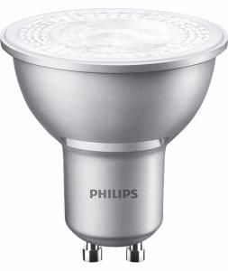 Philips ampoule LED dimmable Gu10 Masterled spot 4000K 3.5W = 35W 840 40D V.2017 ref. 56306900