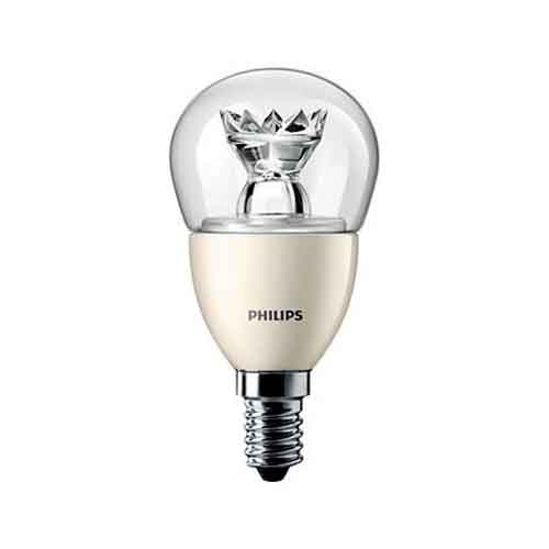 ampoule led E14 Philips ledlustre dimmable 6W 2700K P48
