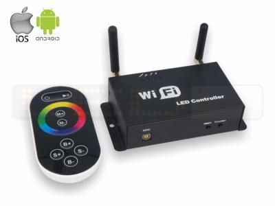 Télécommande Bande LED RGB + WiFi - Avec application mobile iOS & Android