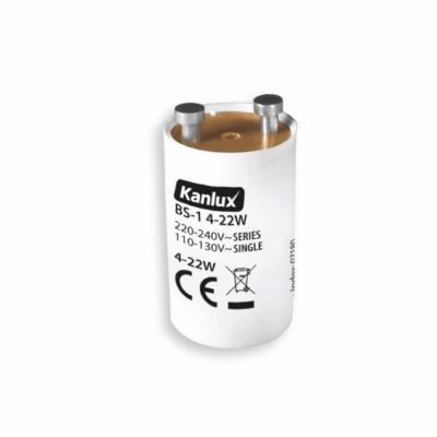 Starter pour Tubes fluorescents BS-1 4-22W
