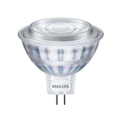 Ampoule LED CorePro 12V 8W Équi 50W GU5.3 MR16 36° 630Lm 4000K PHILIPS