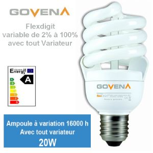 Flexdigit Variable 20W Govena