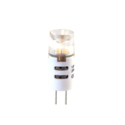 Ampoule LED GU4 MR16 1,5W = 90Lm Blanc Chaud 120° 12V Garden lights