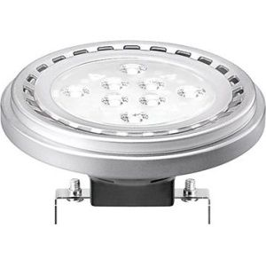 destockage ampoule Led G53 Philips Masterled AR 111 10W = 50W 2700K 24° réf 718468 827