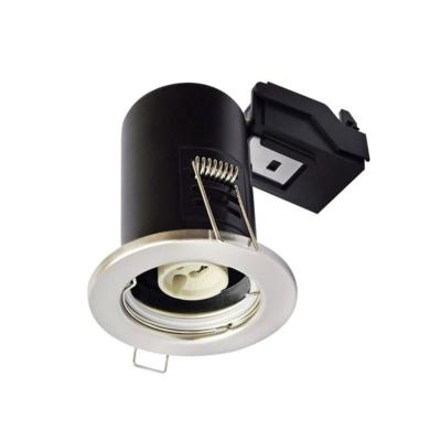 Spot encastrable anti-feu downlight Blanc GU10 IP20 V-TAC