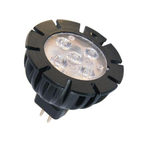 Ampoule LED GU5.3 MR16 5W = 320Lm Blanc Chaud 120° 12V Garden lights
