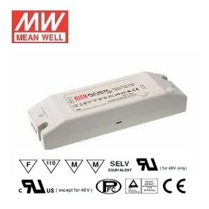 Alimentation LED Deisgn plat Mean Well 45W Transformateur PLC-45-12 ***