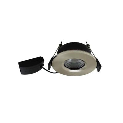 Downlight LED Nickel 7w Blanc chaud 3000K IP65 V-TAC