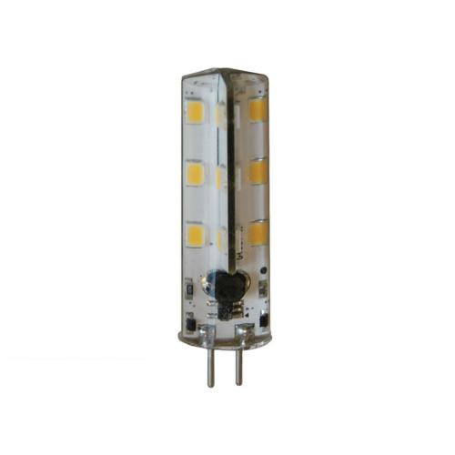 Ampoule LED GU4 MR16 2W = 130Lm Blanc Froid 120° 12V Garden lights