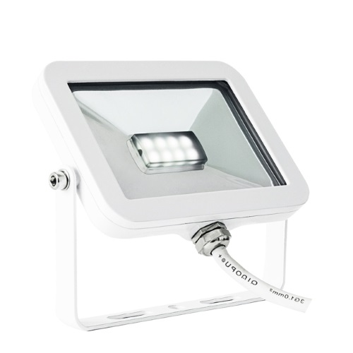 TINI LED 11W Projecteur LED SMD ultra plat blanc 635Lm blanc chaud ou blanc neutre IP65